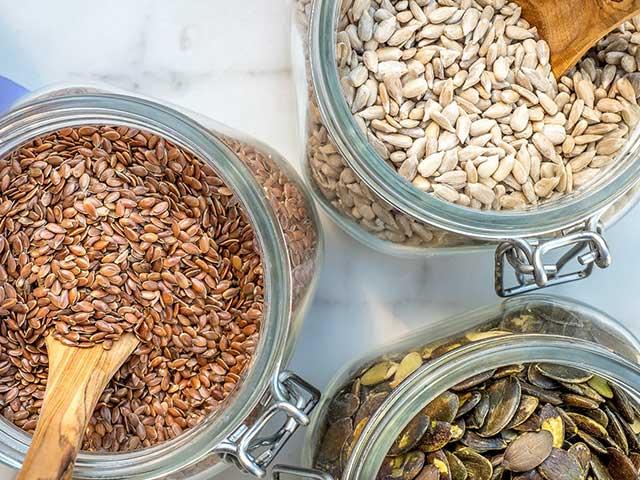 Cereali, miele e marmellate
